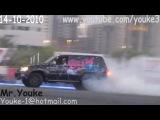 Заточеный под дрифт - Toyota Land Cruiser 100